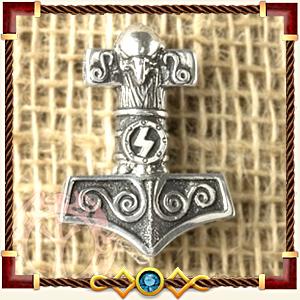 Молоты Тора и секиры из серебра и золота